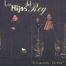 El Concierto en Vivo by Hijos del Rey (CD, Apr-2004, Universal Music Latino)