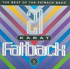 21 Karat Fatback: The Best of the Fatback Band (CD, 1995 Southbound) LIKE NEW