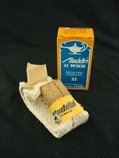 ALADDIN 21 WICK, FOR USE WITH MODEL 21 BURNERS PART No P.979906, NEW OLD STOCK