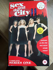 Sex And The City - Series 1 (VHS, 2002, Box Set)