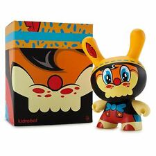 Kidrobot No Strings on Me Dunny by Wuz One 8-Inch Vinyl Figure