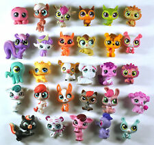 5PCS RANDOM MINI LITTLEST PET SHOP DOG CAT Girl Boy Figures Toy Loose Cute Xmas