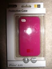 Case Logic CL-SiL Silicone Case for iPhone 4 - HOT PINK