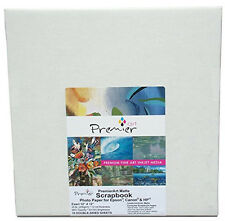 Premierart matte scrapbook photo paper 12x12 10 sheets album for Epson, Canon, a