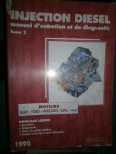livre injection diesel ETAI 1996 tome2 : BMW Ford VAG Opel Mercedes