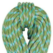Beal Yuji Rock Climbing Rope, 50m X 10mm, Green/Blue