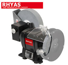 Rhyas Whetsone Honing Grinder Wet And Dry Bench 250W Heavy Duty Workshop Garage