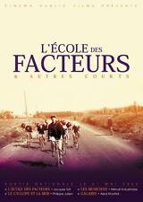Affiche 40x60cm L'ECOLE DES FACTEURS, COURTS MÉTRAGES 1947 Jacques Tati R NEUVE