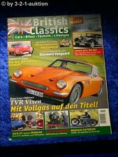 British Classics 3/12 TVR Vixen Jaguar E-Type MG WA MGB GT Morgan Brough Superio