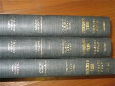 3 BOOK SET Mikra Ki-Pheshuto: The Bible According to Its Literal Meaning EHRLICH