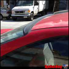 Rear Roof Spoiler Window Wing (Fits: Honda Accord 1998-02 2dr) SpoilerKing
