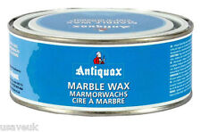 Antiquax Marble Wax 250ml Wax Polish for Stone Slate Granite Cleans and Polishes