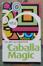 The art and practice of Caballa Magic Ophiel 2004 book