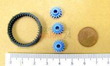 Ersatz-Zahnradsatz  z.B. für ROCO Glaskasten BR 98 1:87 Spur H0 - NEU