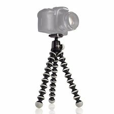 JOBY GorillaPod SLR-Zoom Heavy-duty Tripod (Grey) + Ball Head for SLR Cameras
