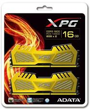 High Quality ADATA XPG V2 Gaming 8GB X 2 16GB DDR3 1600 MHz PC3-12800 RAM Memory