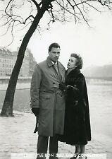 YVAN DESNY DANIELLE DARRIEUX  LE BON DIEU SANS CONFESSION 1953 PHOTO ORIGINAL
