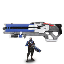New OW Overwatch Soldier 76 PVC Gun Weapon Cosplay Props Accessories 30""
