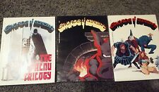 swords of cerebus,,,volumes 2, 3, and 4,,,in very good to fine condition