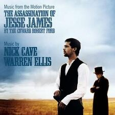 Nick Cave & Warren Ellis - The Assassination Of Jesse James Soundtrack (NEW CD)
