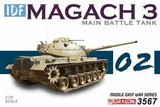 Dragon 1:35 3567: Panzer  IDF  Magach 3