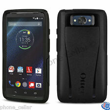 New OEM Otterbox Commuter Series Black Shell Case for Motorola DROID Turbo