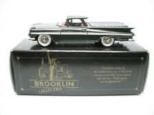 BROOKLIN MODELS BRK46 1959 CHEVROLET EL CAMINO PICK-UP  1/43 SCALE