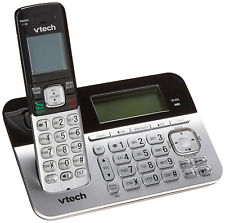 Vtech DECT 6.0 Digital Answering System Expandable Cordless Phone CS6859