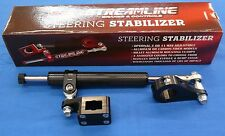 HONDA TRX 250R TRX250R STREAMLINE CARBON FIBER STEERING STABALIZER 11 WAY NEW