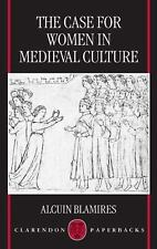The Case for Women in Medieval Culture-ExLibrary