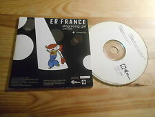 CD Indie Er France / Transmitter - Splt MCD (2 Song) MCD TENNIS / TZUNAMI cb
