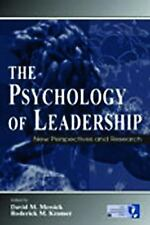 The Psychology of Leadership: New Perspectives and Research (Series in Organiza