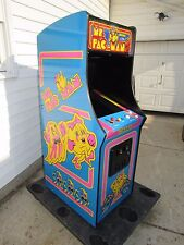 "27"" LCD upright  video arcade game Ms Pac man Galaga  games Commercial quality"