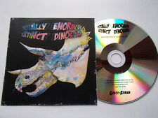 TOTALLY ENORMOUS EXTINCT DINOSAURS - HOUSEHOLD GOODS EP PROMO CD 2010