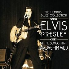 NEW Memphis Blues Collection: Elvis Presley & The Songs That Drove... CD (CD)
