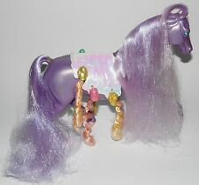 Lady rizos luz caballo wallmähne Lovely Locks Horse Silky mane vintage 80er