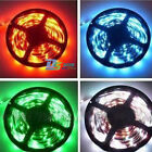 Waterproof 5m 12V 300 LED 3528 SMD Flexible Strip Light Auto Car DIY Decor Lamps