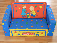 CAILLOU FLIP OPEN/FOLD OUT COUCH SOFA BED SLEEPER