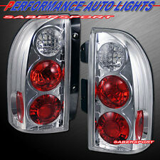 99-04 SUZUKI GRAND VITARA XL-7 ALTEZZA STYLE TAIL LIGHTS CHROME PAIR BRAND NEW