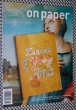 2008 ART ON PAPER, DIARY ENTRIES, TERENCE KOH, ZOE STRAUSS, ROTTENBERG