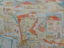 San-X SUMIKKO GURASHI Sweet Home Stationery Set Letter Envelope Memo paper Cute