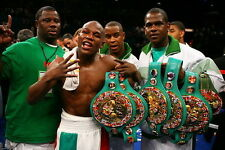 CPG0129 Floyd Mayweather Jr - Professional Boxer World Champion 24''x32'' Poster