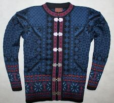 CHRISTIANIA DALE OF NORWAY VINTAGE Sweater Wool WARM JUMPER MAN SIZE M