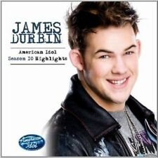 American Idol Season 10 Highlights by James Durbin (CD, 2011) NEW