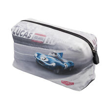 Genuine Jaguar Heritage Wash Bag LE MANS D Type 50 jdtypewashbag