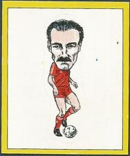 PANINI FOOTBALL 88-#449-ABERDEEN & SCOTLAND-WILLIE MILLER