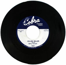 "BETTY EVERETT  ""KILLER DILLER""    CLASSIC R&B    LISTEN!"