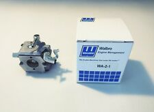 Walbro Carburetor OEM WA-2, WA-2-1 for Stihl 031, 031AV Chainsaws 1113-120-0602