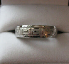 Stainless Steel wedding gent ring size 10