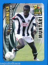 [GCG] CALCIO CARDS GAME 2005-06 - Figurina-Sticker n. 195 - MUNTARI - UDINESE
